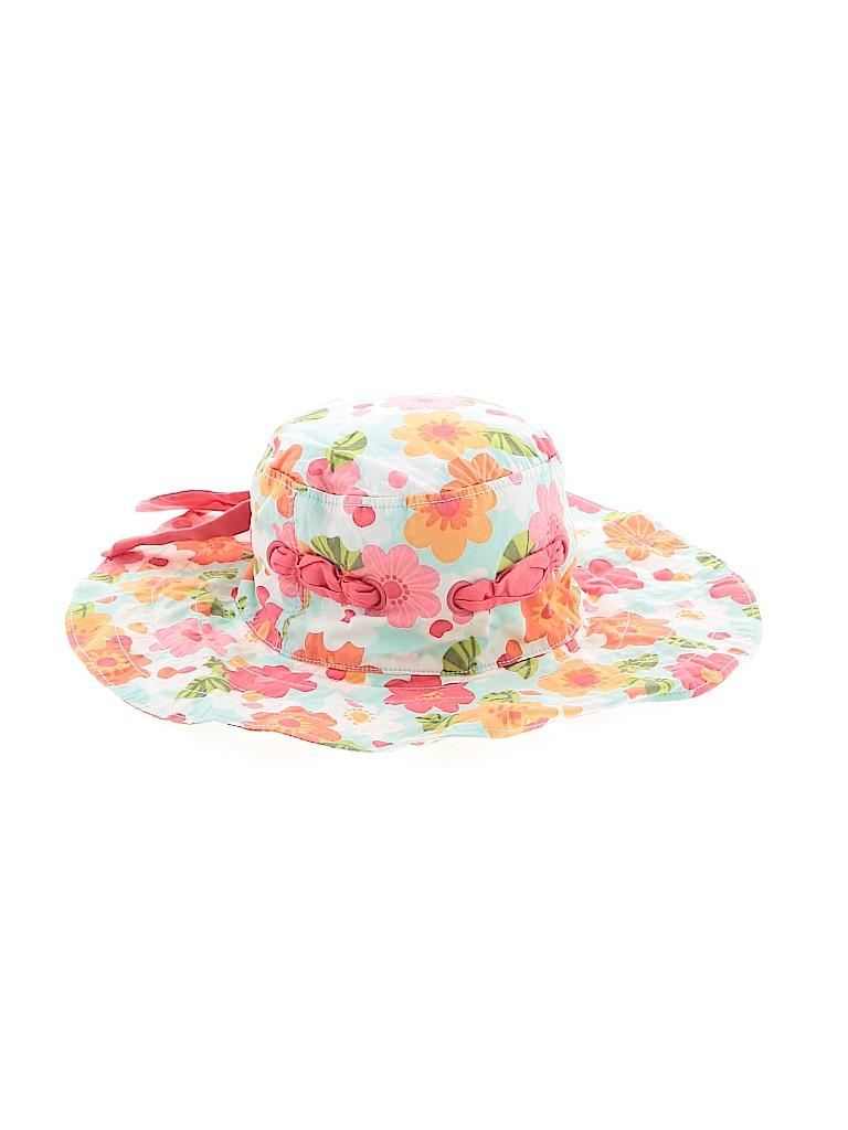 Gymboree Girls Sun Hat Size 3 - 4