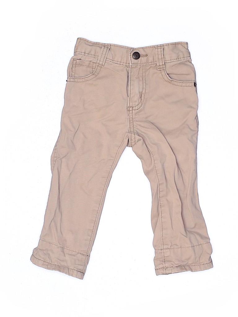 Gymboree Boys Khakis Size 12-18 mo