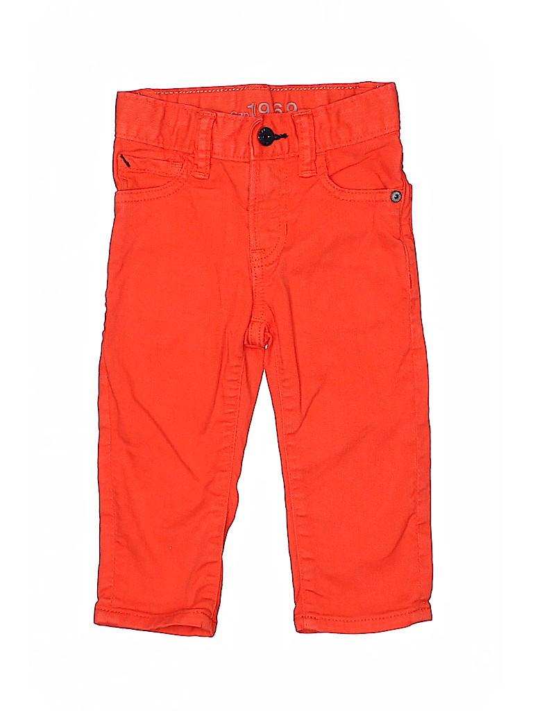 Baby Gap Boys Jeans Size 12-18 mo