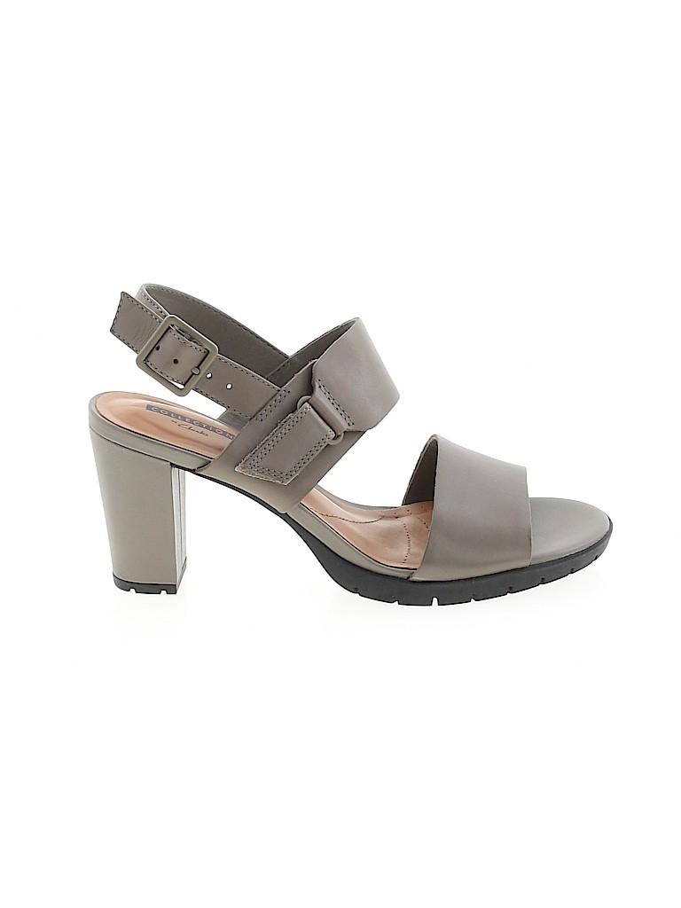 Clarks Women Heels Size 7