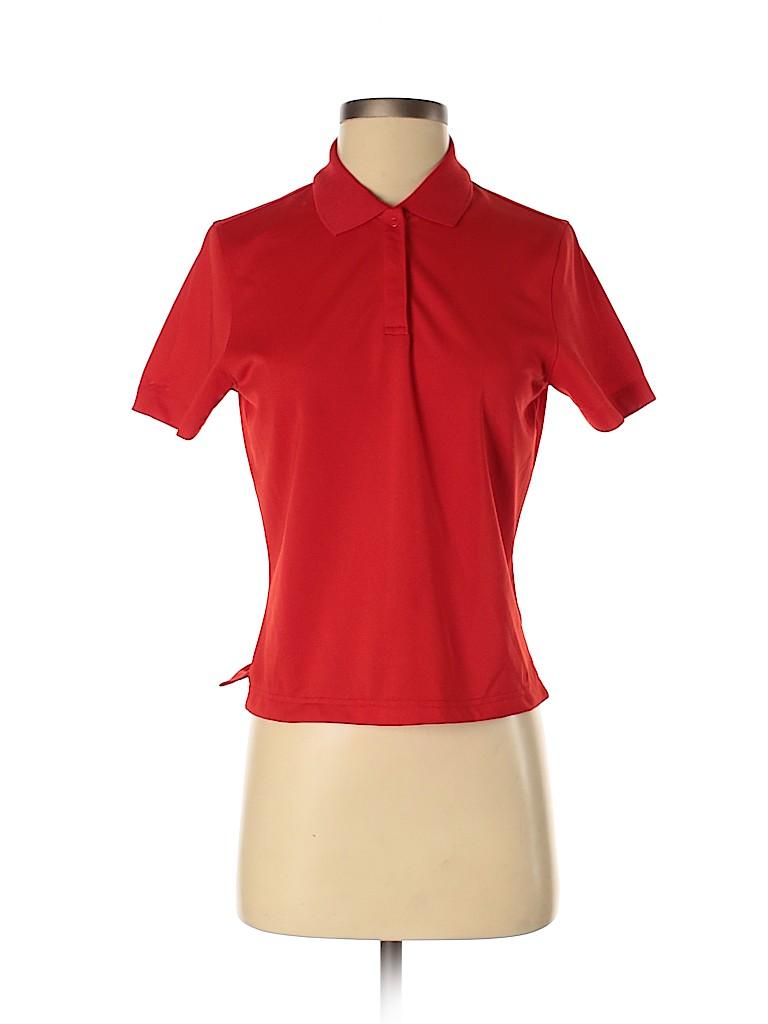 Callaway Women Short Sleeve Polo Size S