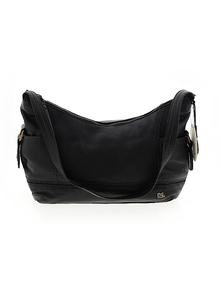 The Sak Women Leather Shoulder Bag One Size