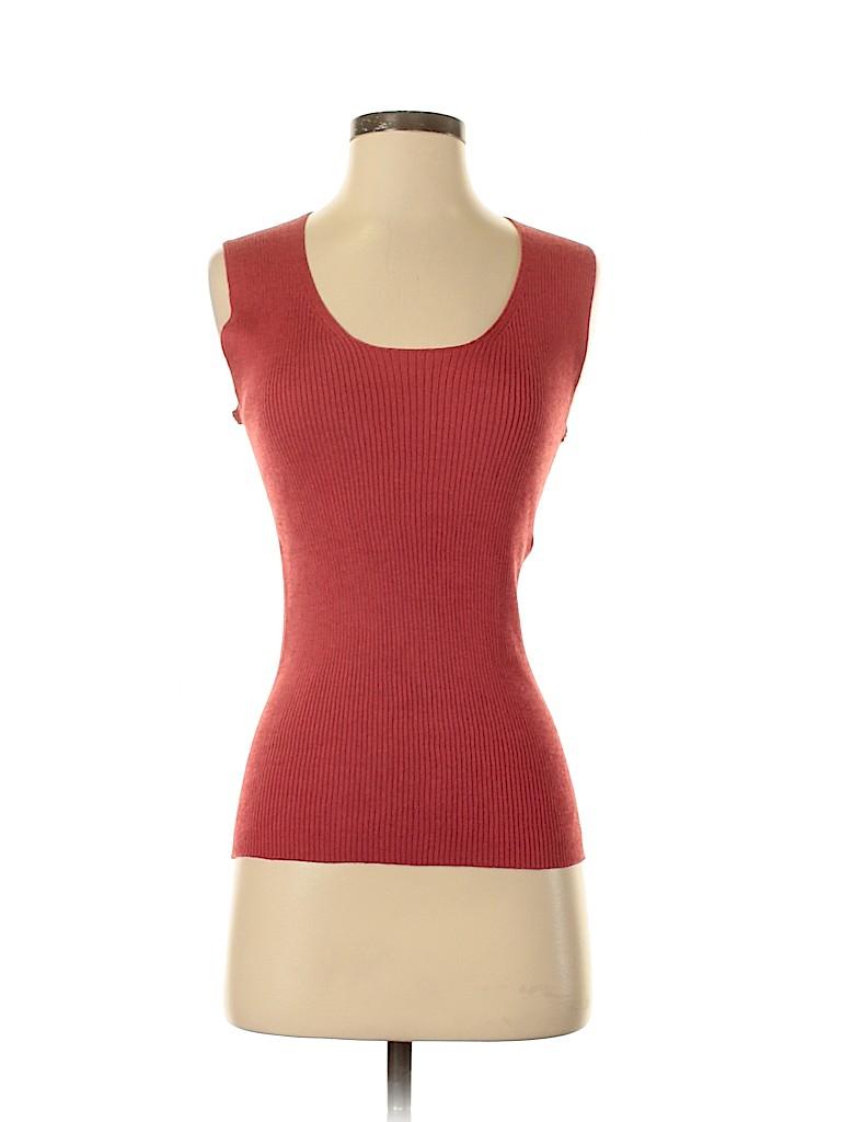 St. John Women Wool Pullover Sweater Size S