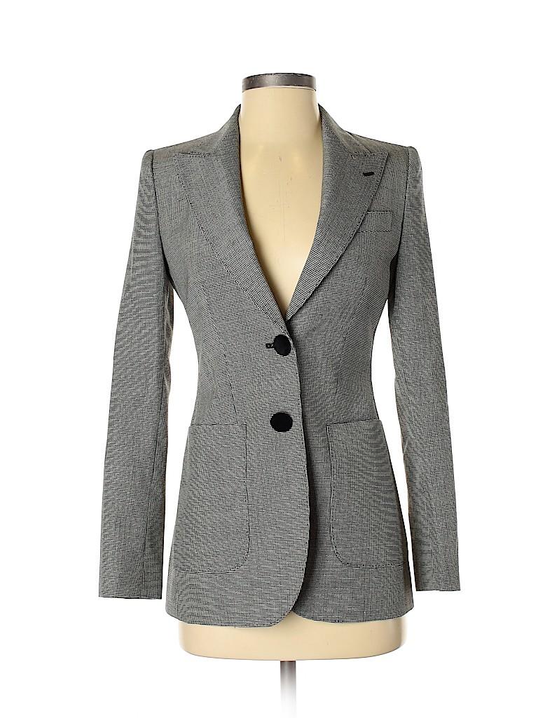 Dolce & Gabbana Women Wool Blazer Size 36