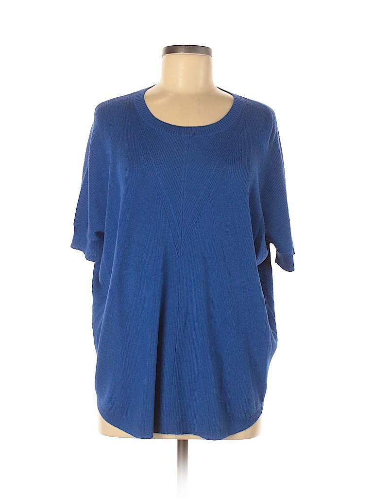 Diane von Furstenberg Women Wool Pullover Sweater Size S