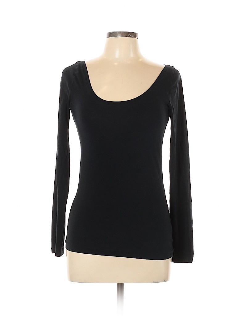 Gap Body Women Long Sleeve T-Shirt Size M