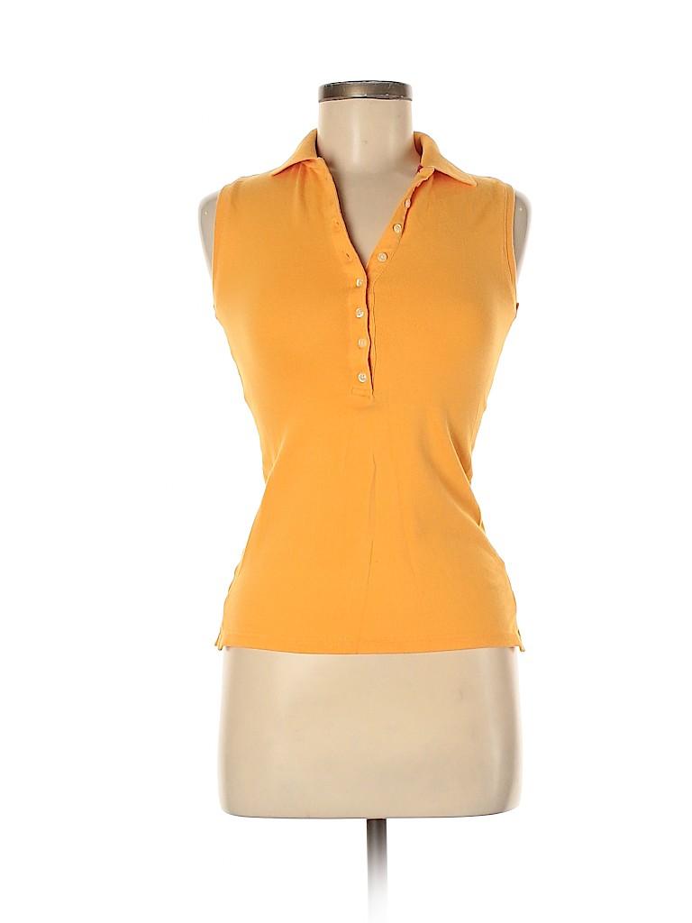 Gap Outlet Women Sleeveless Henley Size XS
