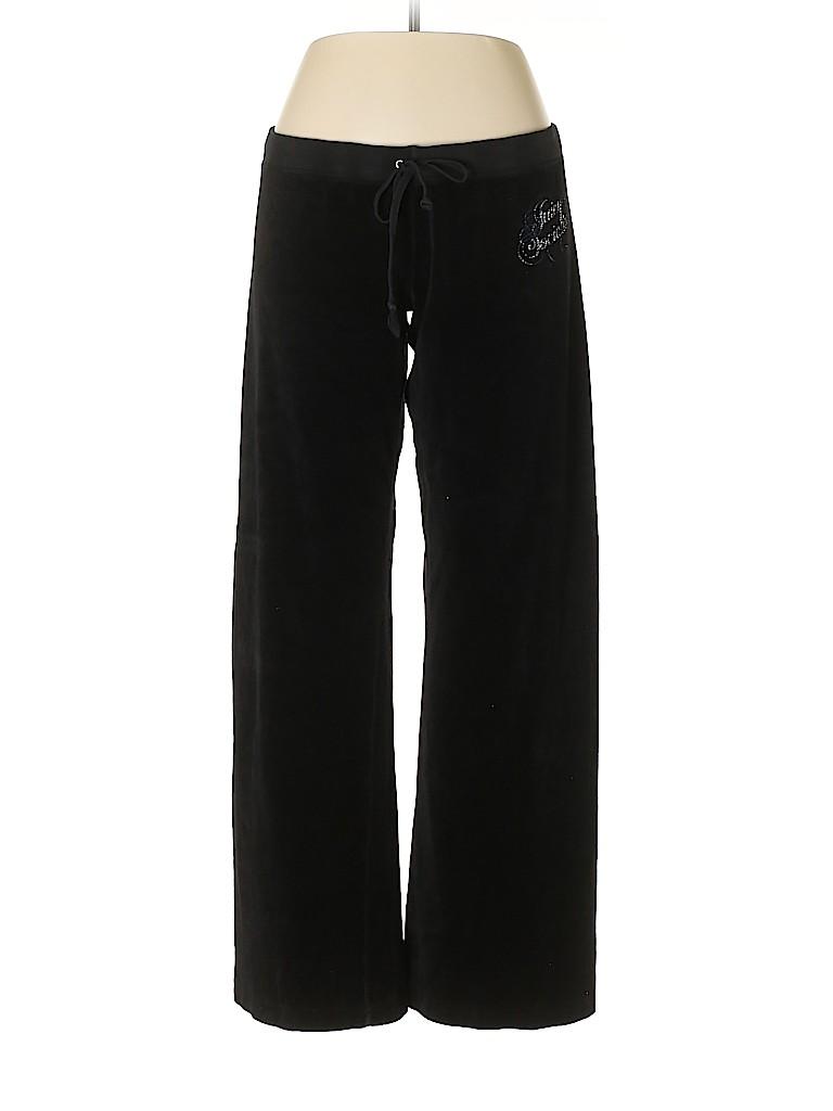 Juicy Couture Women Velour Pants Size XL
