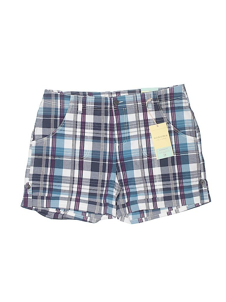 SONOMA life + style Women Shorts Size 14