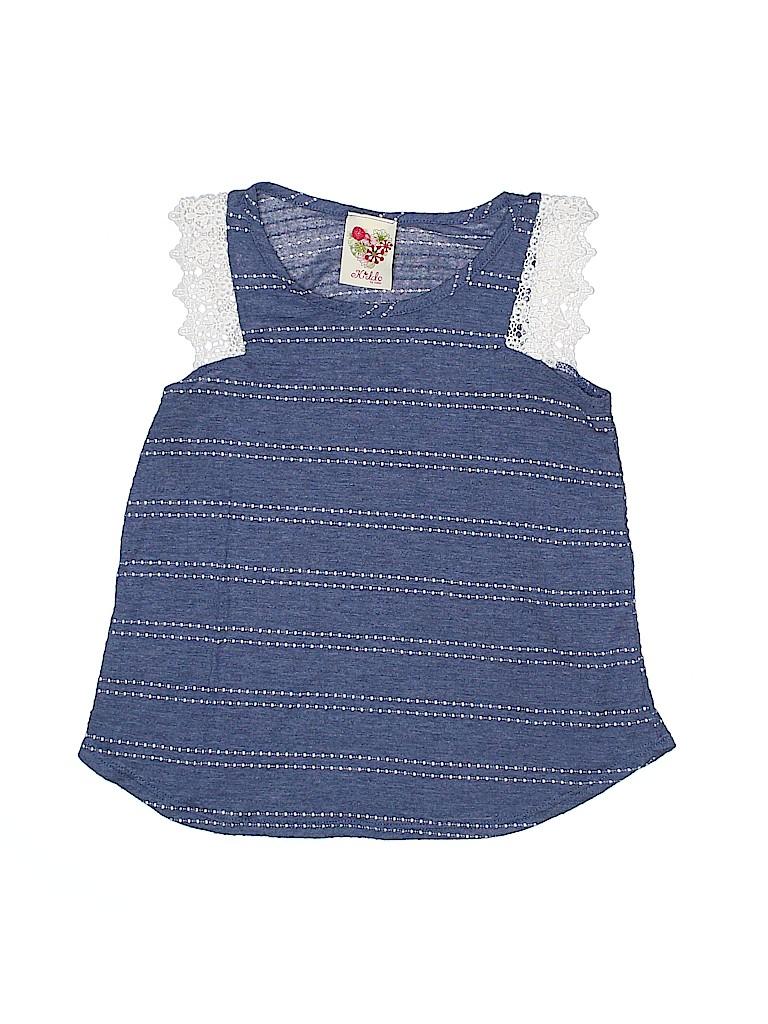 Kiddo by Katie Girls Short Sleeve Top Size 10