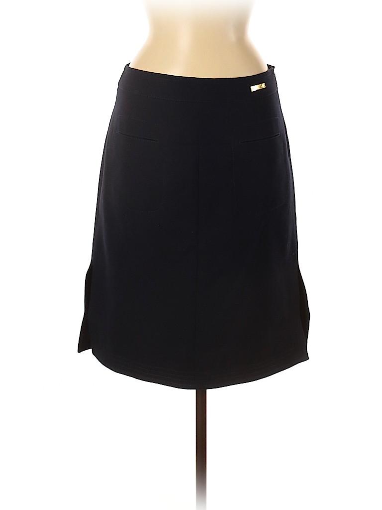 Tory Burch Women Wool Skirt Size 6