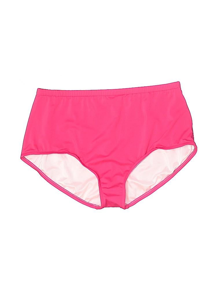 Maxine Women Swimsuit Bottoms Size 18 (Plus)