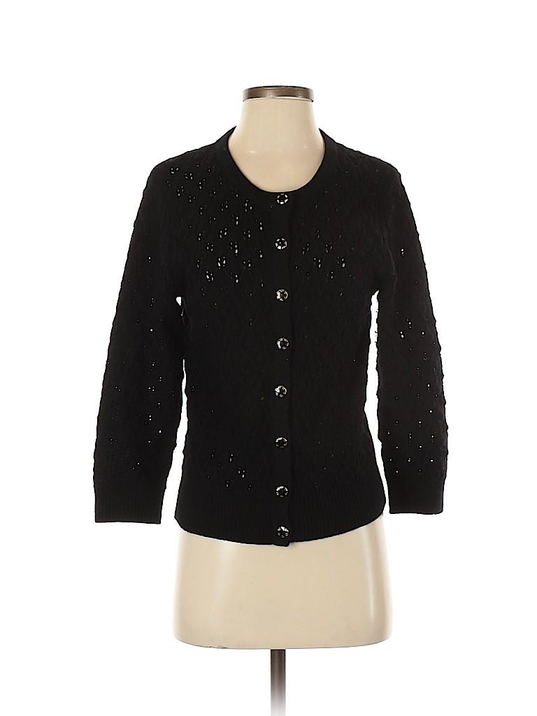 Trina Turk Women Wool Cardigan Size M