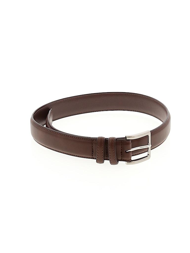 Basic Editions Boys Leather Belt Size X-Large (Youth)