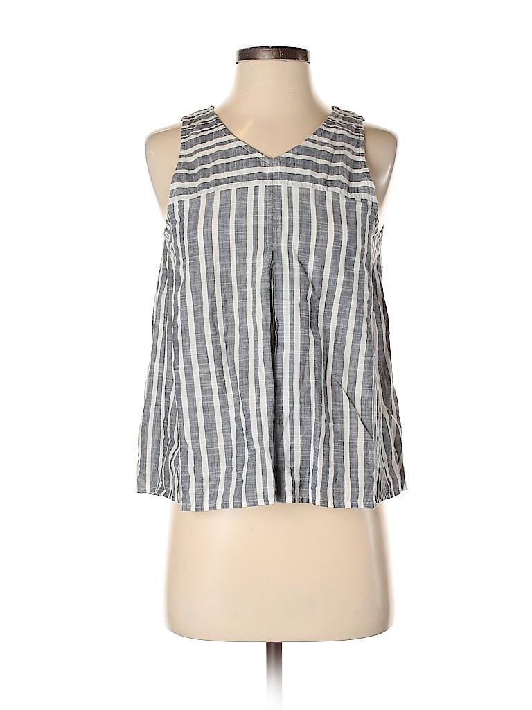Madewell Women Sleeveless Blouse Size 4