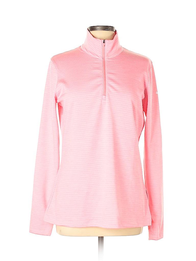 Nike Golf Women Track Jacket Size XL