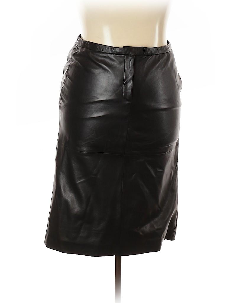 Mureli Women Leather Skirt Size 14