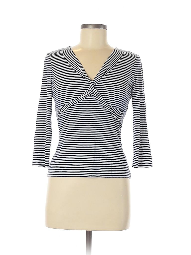 Carlisle Women 3/4 Sleeve Blouse Size M