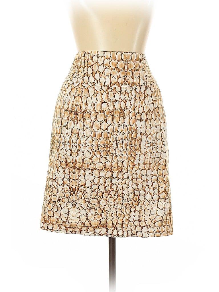 Adrienne Vittadini Women Casual Skirt Size 10