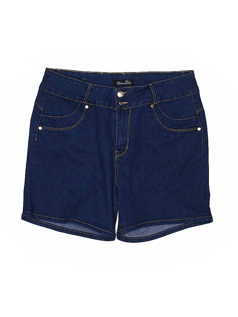 Assorted Brands Women Denim Shorts Size 14