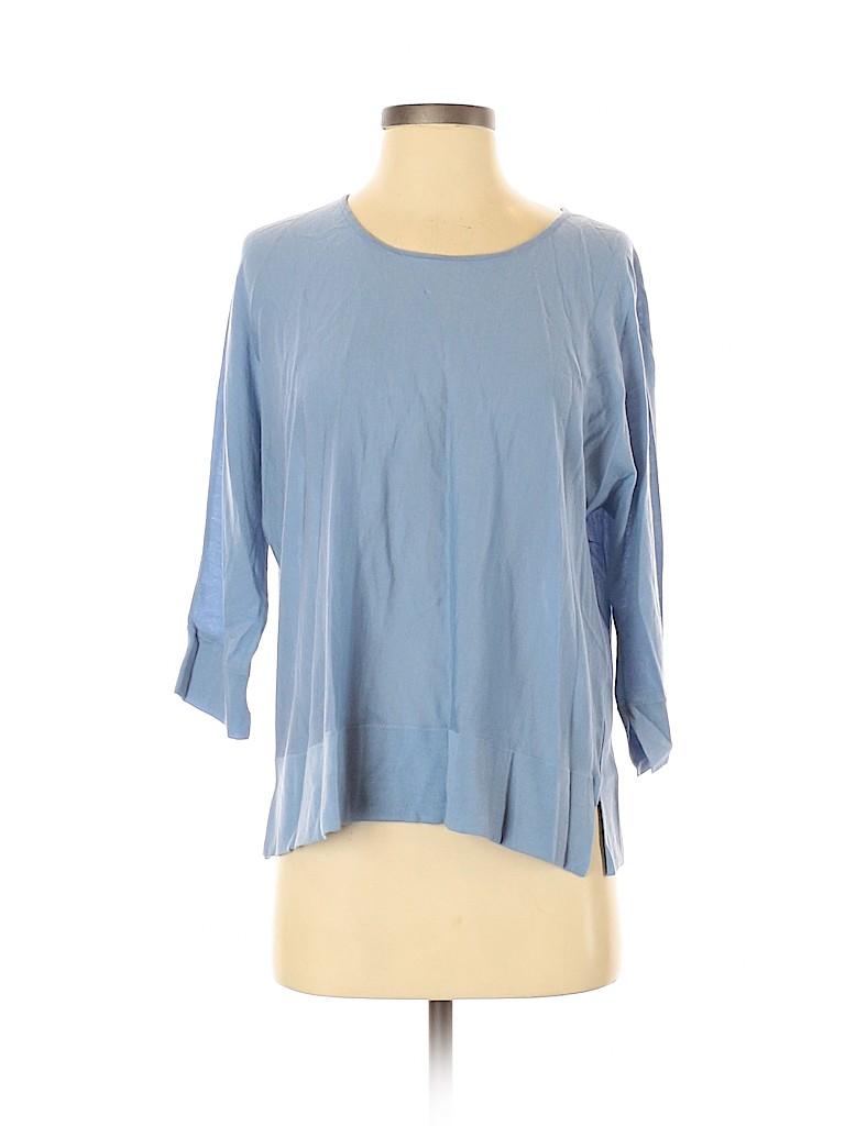 Hemisphere Women 3/4 Sleeve Top Size 36 (EU)
