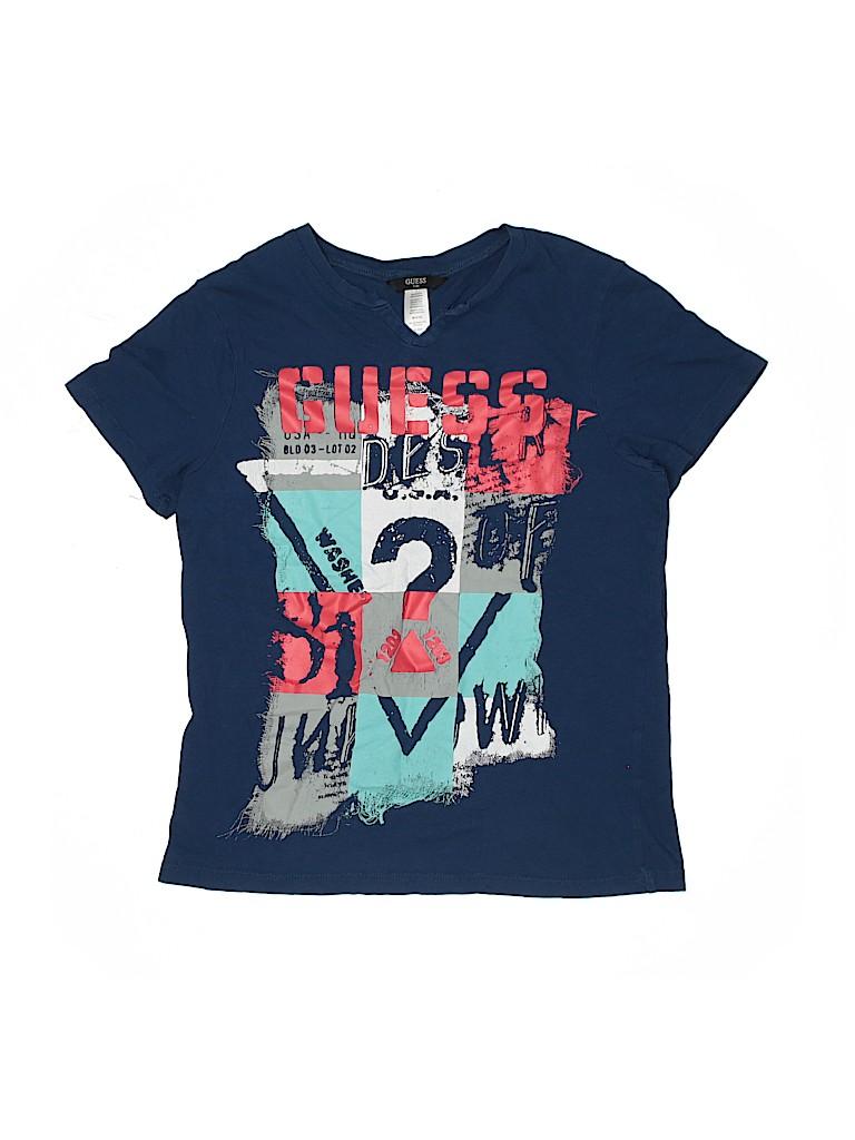 Guess Boys Short Sleeve T-Shirt Size 12 - 14