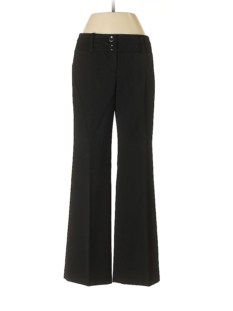 Ann Taylor Women Wool Pants Size 4 (Petite)
