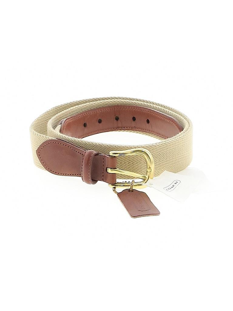 Coach Women Belt Size Sm - Med