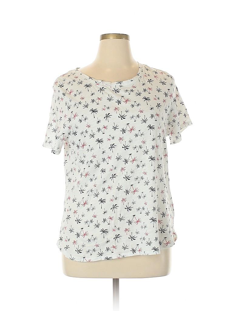 Old Navy Women Short Sleeve T-Shirt Size XL