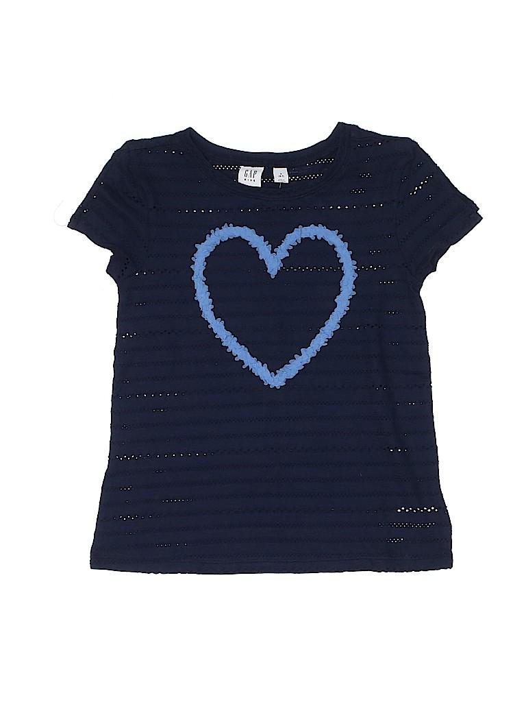 Gap Kids Girls Short Sleeve Top Size 6 - 7