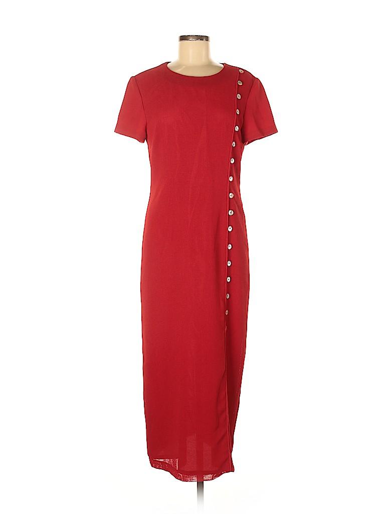 Donna Ricco Women Casual Dress Size 8