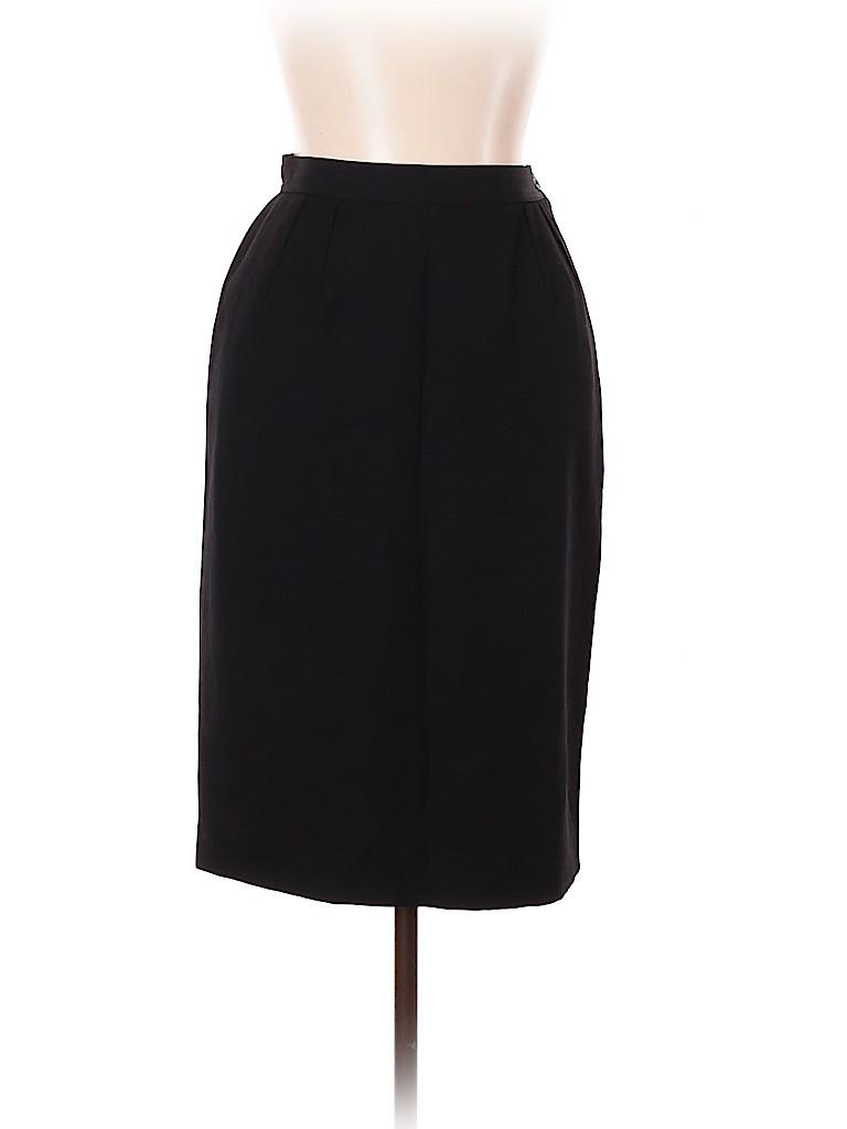 Valentino Miss V Women Wool Skirt Size 10