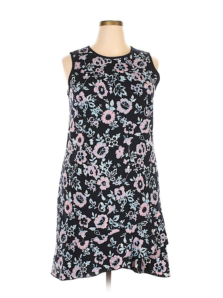 Ann Taylor LOFT Women Casual Dress Size 18 (Plus)