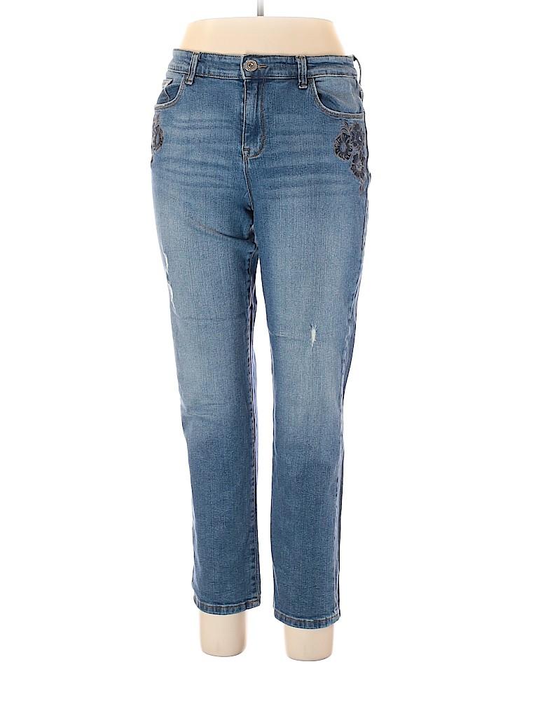 Style&Co Women Jeans Size 14