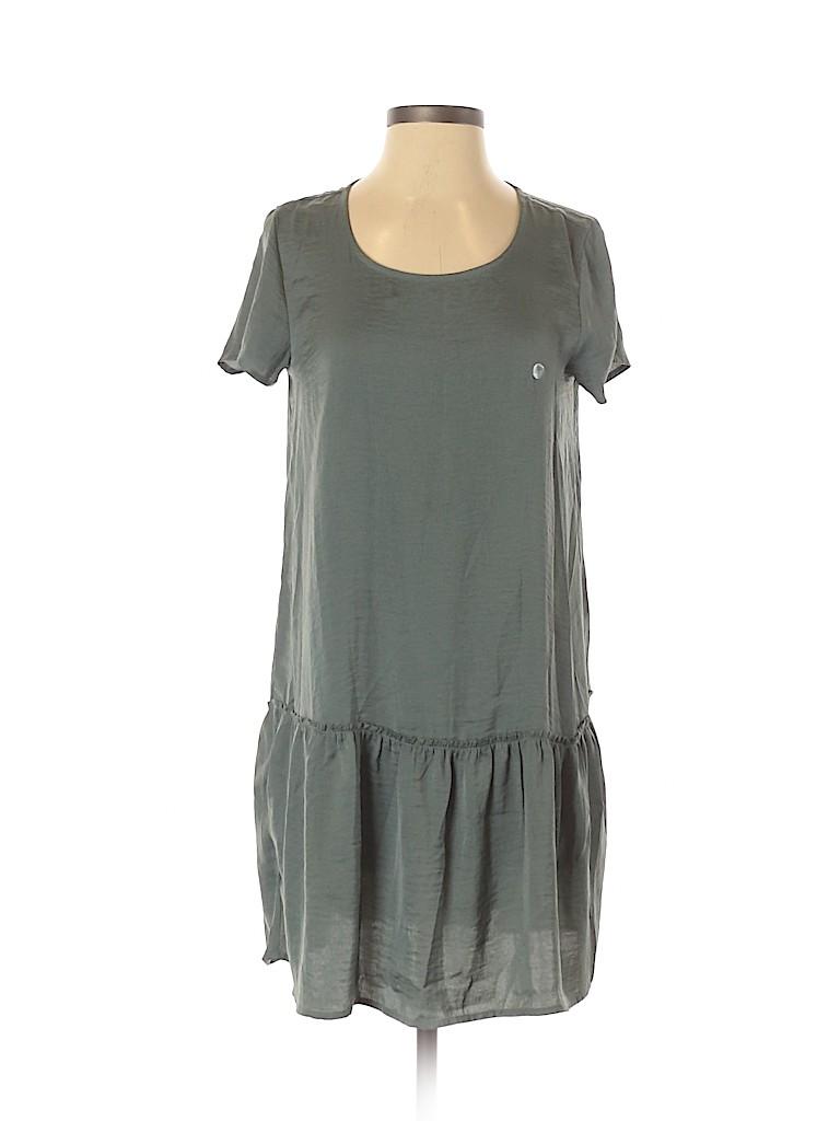 Aerie Women Short Sleeve Blouse Size S