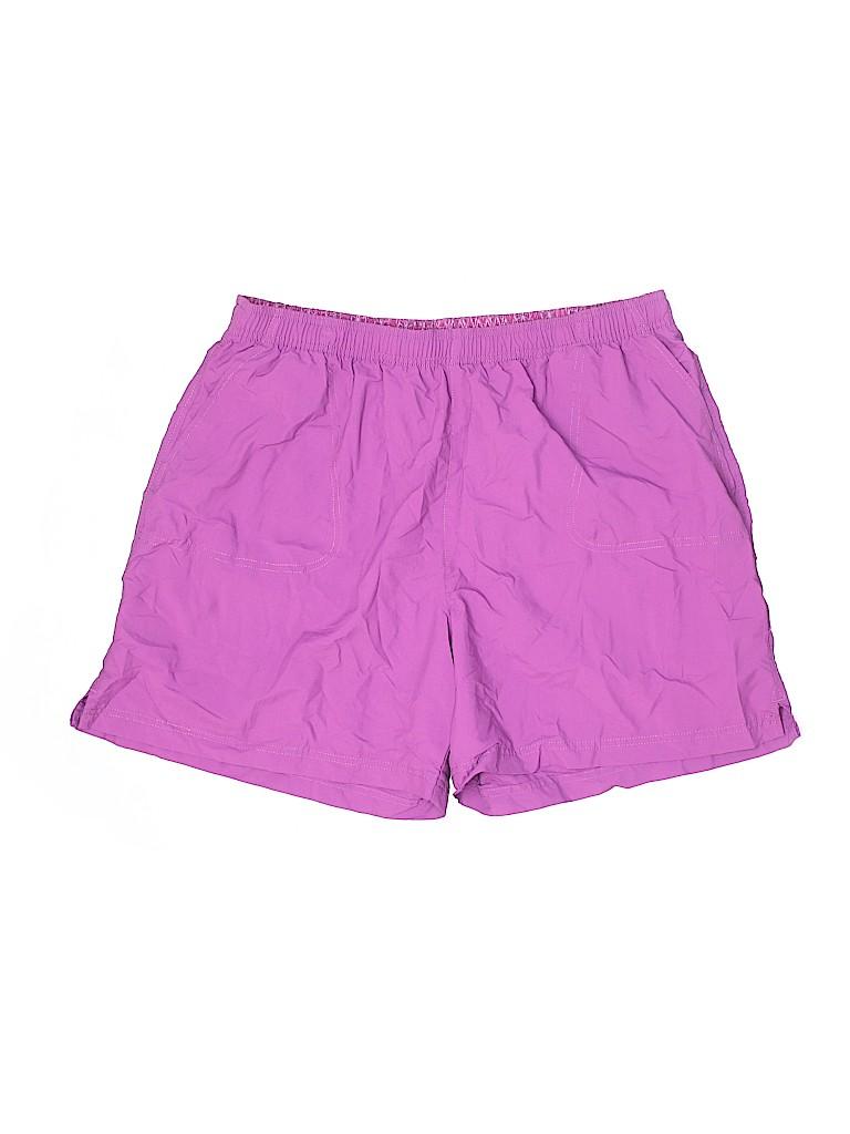 Columbia Women Athletic Shorts Size 1X (Plus)