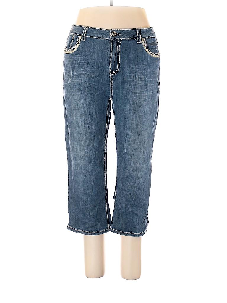 L.A. Idol Women Jeans Size 19