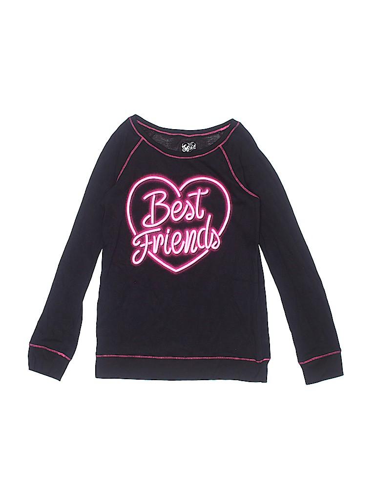 Justice Girls Sweatshirt Size 12