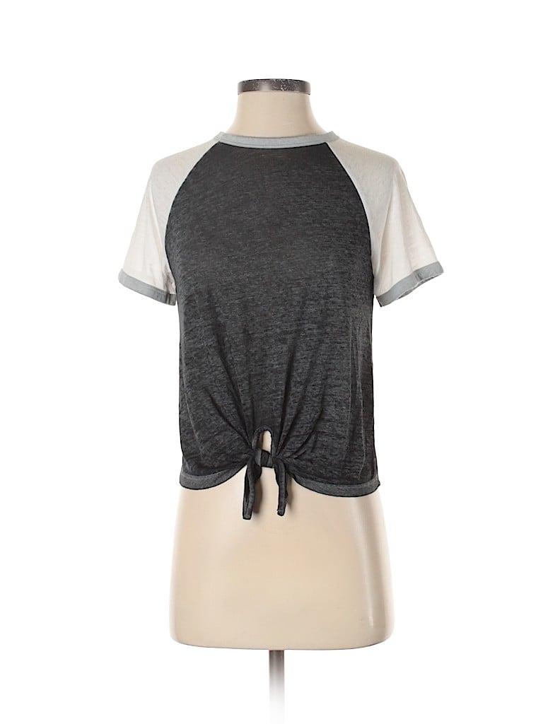 No Boundaries Women Short Sleeve Top Size XS