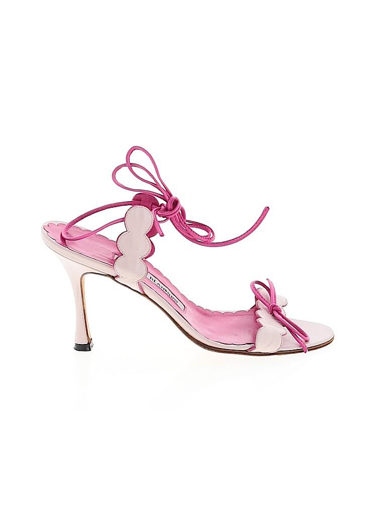 Manolo Blahnik Women Heels Size 35 (EU)