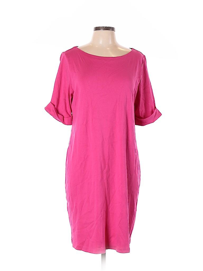 Karen Scott Women Casual Dress Size 0X (Plus)