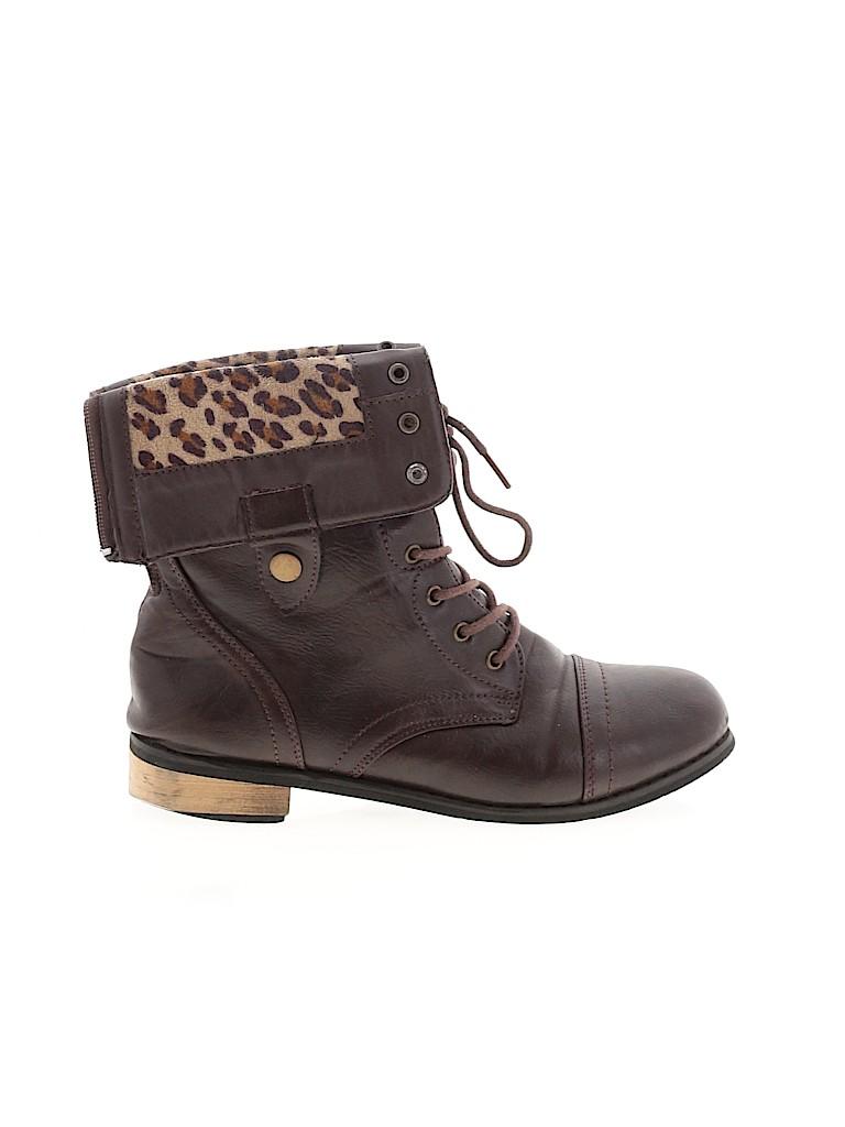 Francesca's Women Boots Size 6