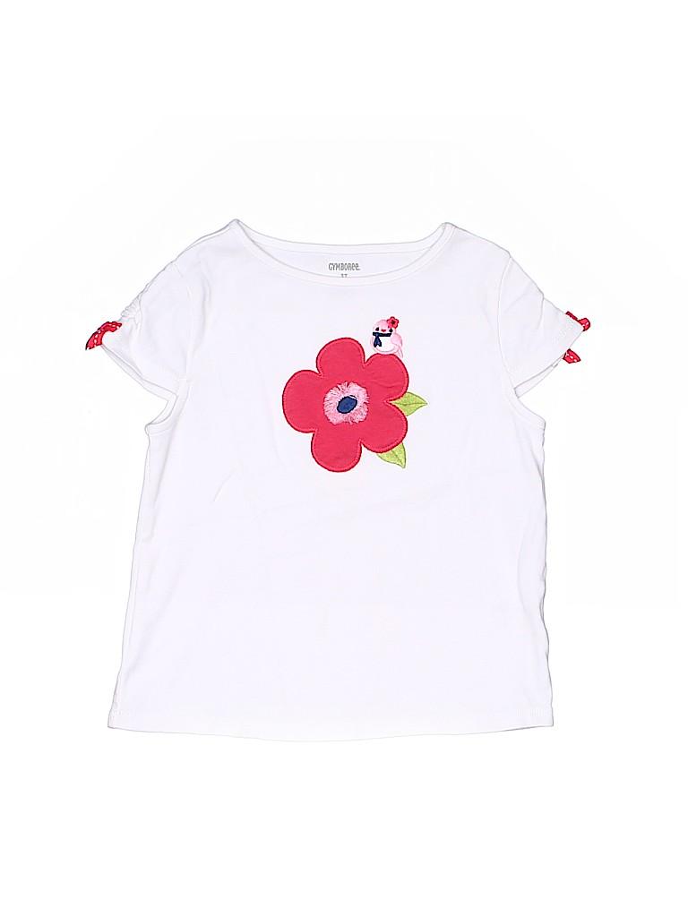 Gymboree Girls Short Sleeve T-Shirt Size 3T