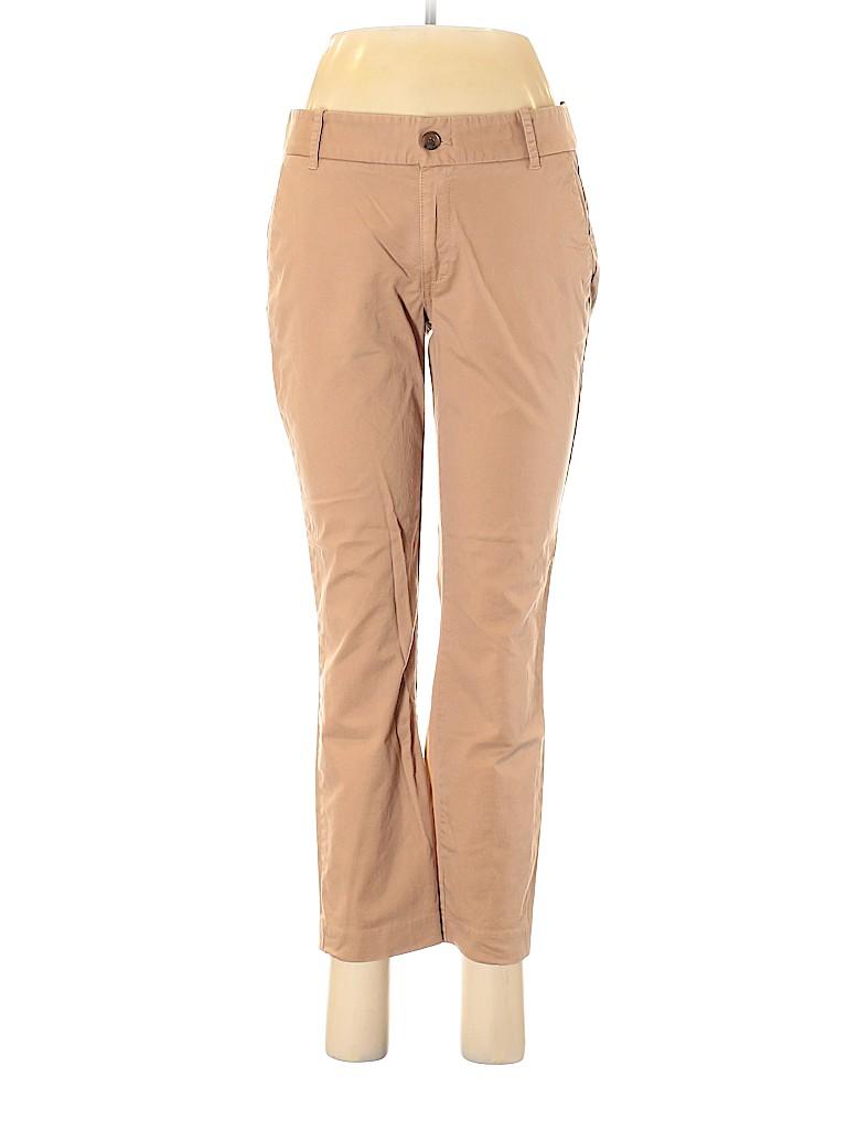 J. Crew Factory Store Women Khakis Size 8 (Petite)