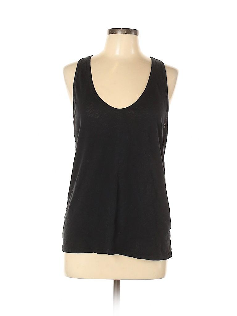 J. Crew Women Sleeveless T-Shirt Size L