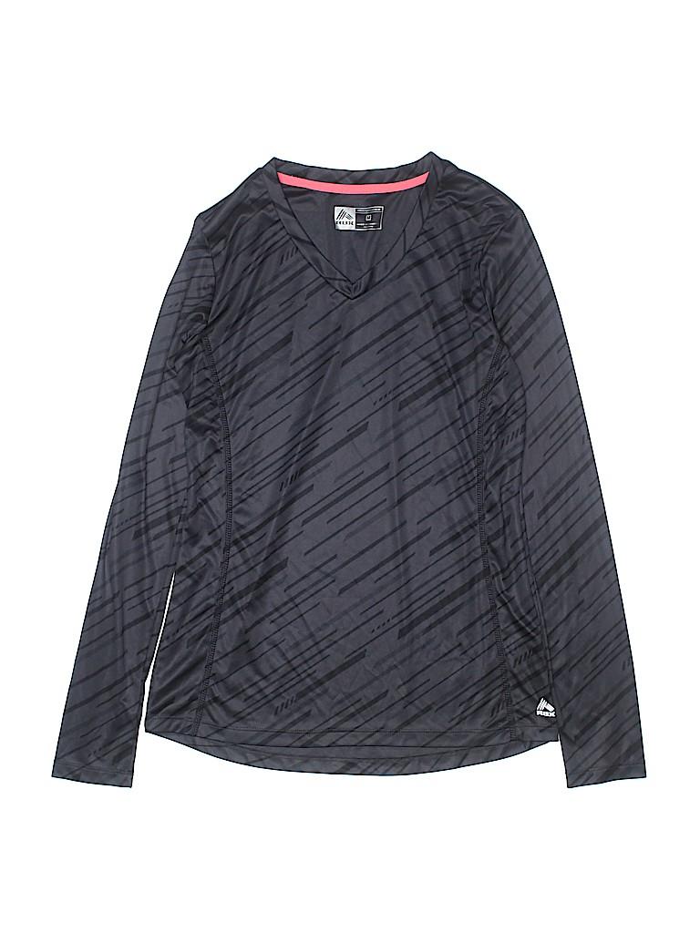 RBX Girls Active T-Shirt Size M (Kids)