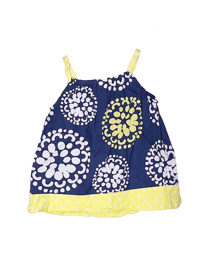 Carter's Girls Sleeveless Blouse Size 5T
