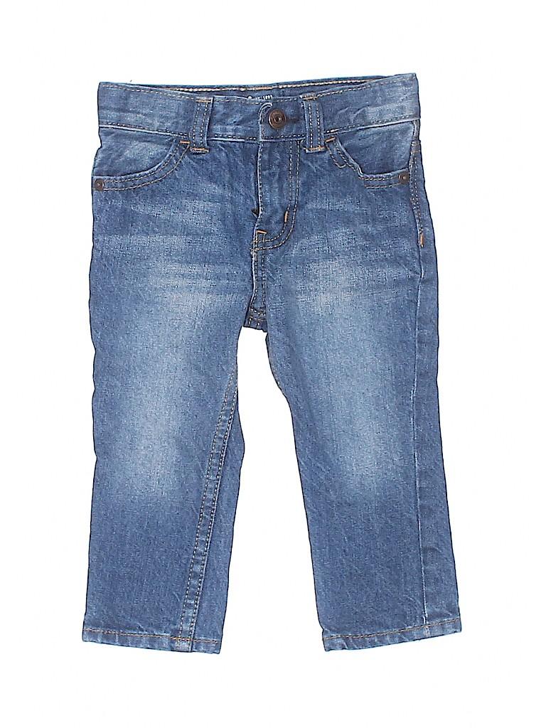 OshKosh B'gosh Boys Jeans Size 12 mo