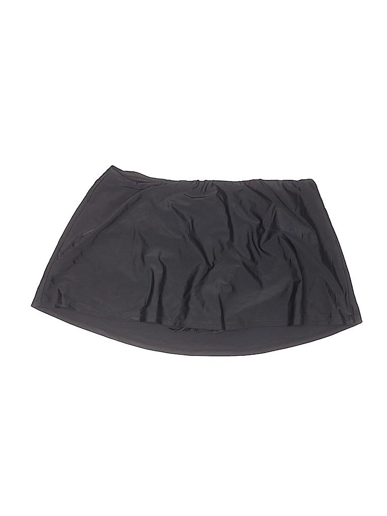Island Escape Women Swimsuit Bottoms Size 18 (Plus)