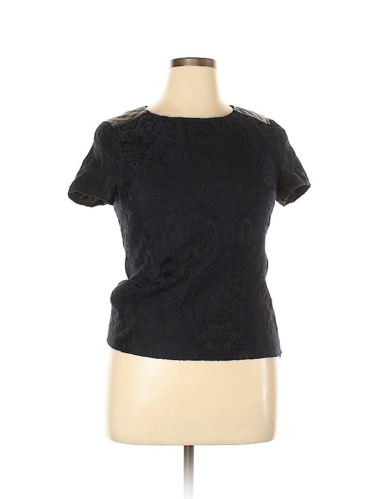 Assorted Brands Women Short Sleeve Blouse Size 14